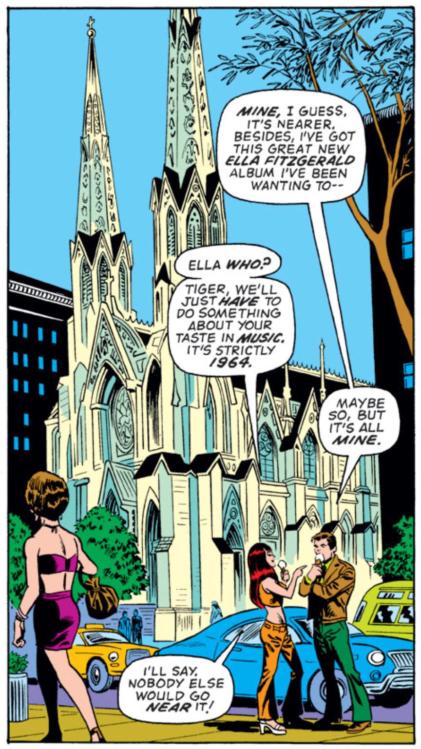 Peter Likes Ella F